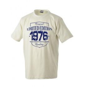 Geburtstagsshirt – Limited Edition
