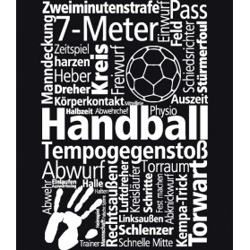 Handball Fachbegriffe  T-Shirt
