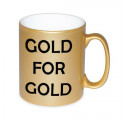 Tasse GOLD