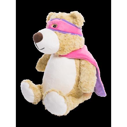 Superbär rosa - Stofftier