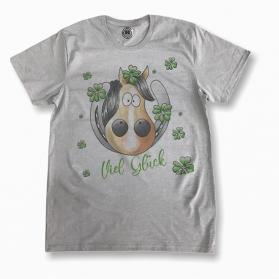 T-Shirt Kugelrösser - Viel Glück