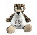 Leopard - Stofftier