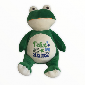 Frosch - Stofftier