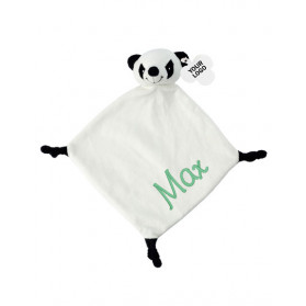 Plüsch-Schmusetuch Panda