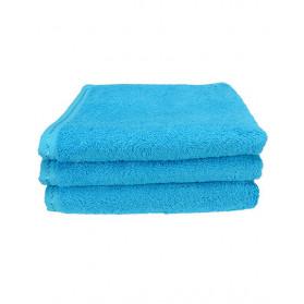 Handtuch - Badehandtuch - Strandtuch mit Seepferdchen und Wunschname bestickt