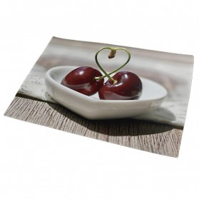 Sublistar® Textil-Tischset 2-lagig