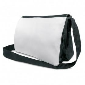 Sublistar® Schultertasche MAILAND mit wechselbarer Frontlasche